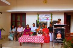പട്ന ഹൈ കോര്ട്ട് ചീഫ് ജസ്റ്റിസ് FAITH- INDIA SPECIAL SCHOOL സന്ദര്ശിക്കുന്നു